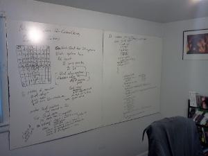 Whiteboard Programming